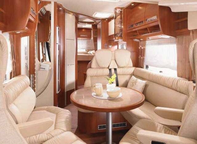 Carthago chic e-line 44 Yachting - Interior