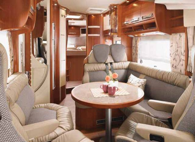 Carthago chic e-line 49 Yachting - Interior