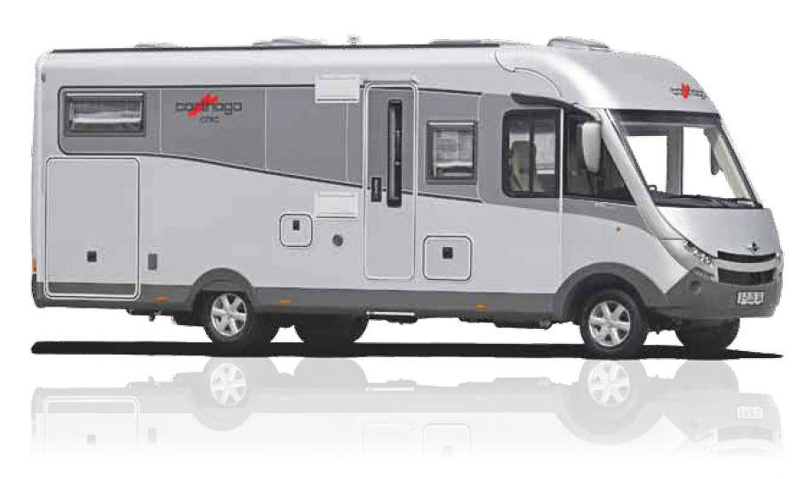 Carthago chic s-plus 50 - Exterior