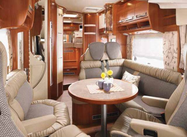 Carthago chic s-plus 50 - Interior