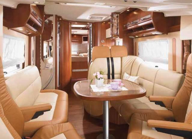 Carthago highliner 54 - Interior