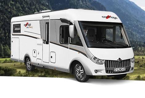 Carthago Chic c-line XL 5.8 Q - Exterior