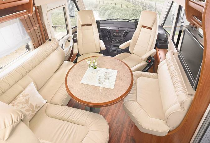 Carthago Chic s-plus I 50 - Interior