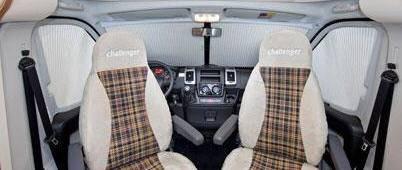 Challenger Mageo 119 - Interior