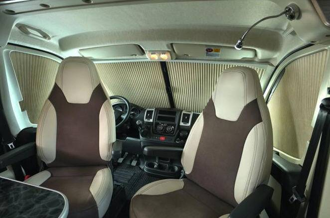 Challenger Vany V114 Exclusive - Interior