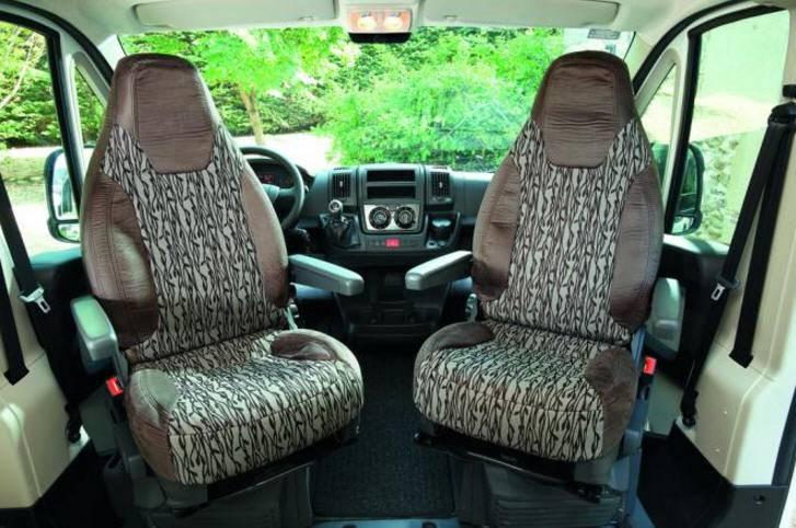 Challenger Vany V114 Max Start - Interior