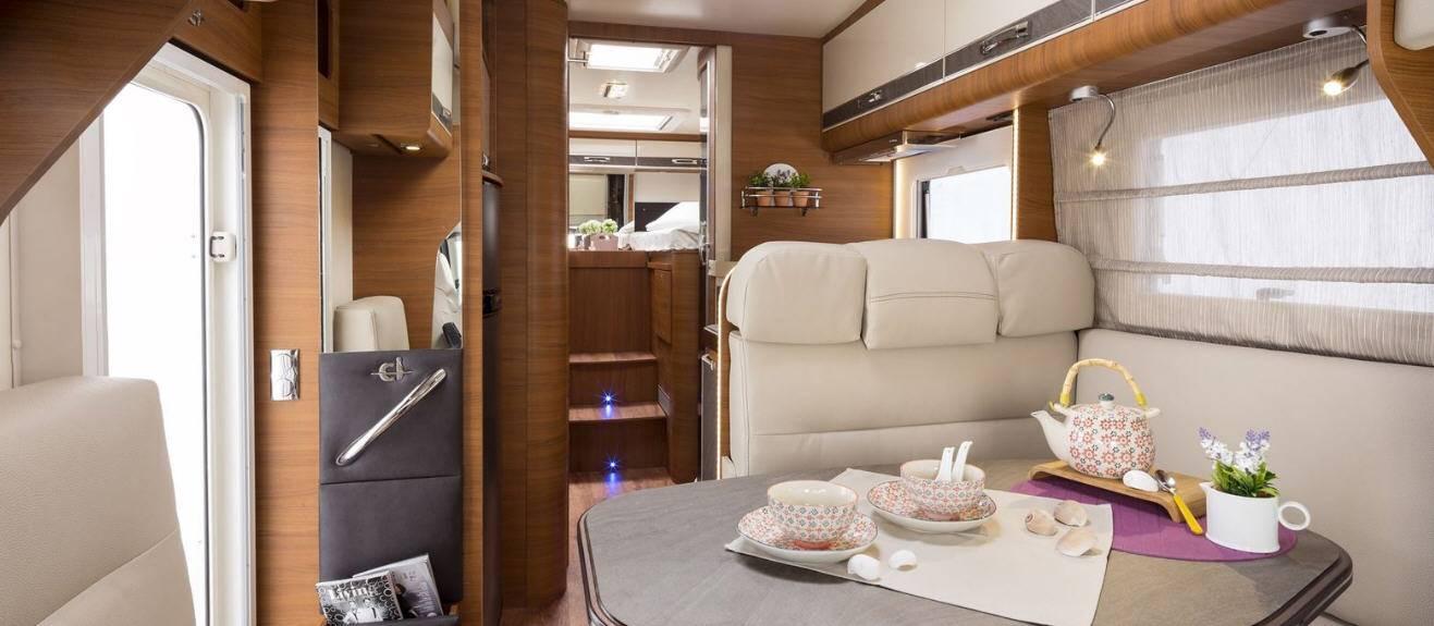Ci Riviera/Granduca R 85 / G285 - Interior