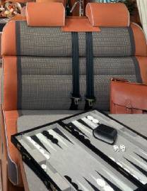 Dethleffs MAGIC EDITION GLOBE 4 7151 - 4 EB SILVER - Interior