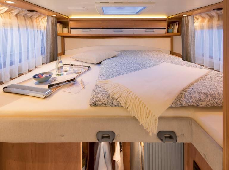 Dethleffs Globebus T - 8 - Interior