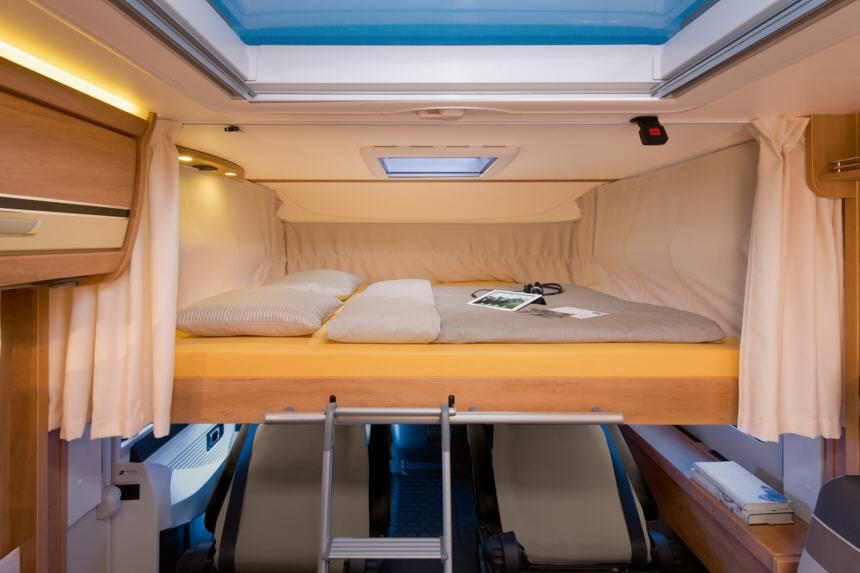 Dethleffs Globebus I - 11 - Interior
