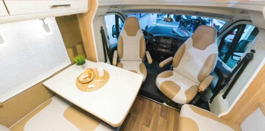 Dethleffs Advantage T T 7051 DBM - Interior