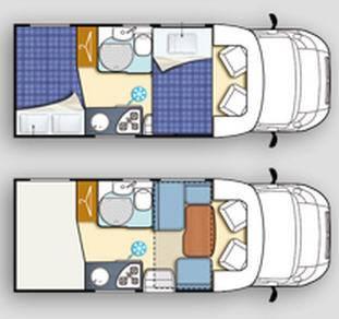 Elnagh T-Loft 350 - Plano - Distribución