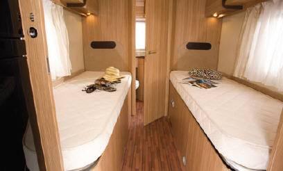 Elnagh T-Loft 530 - Interior