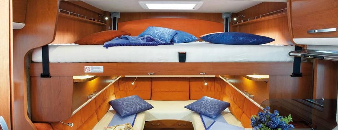 Frankia MERCEDES SPRINTER T 6400 FF2 G - Interior