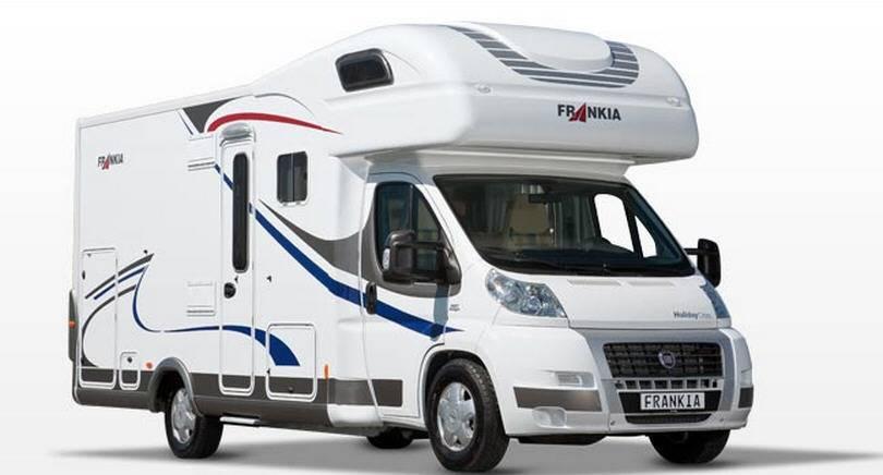 Frankia FIAT DUCATO I 640 - Exterior