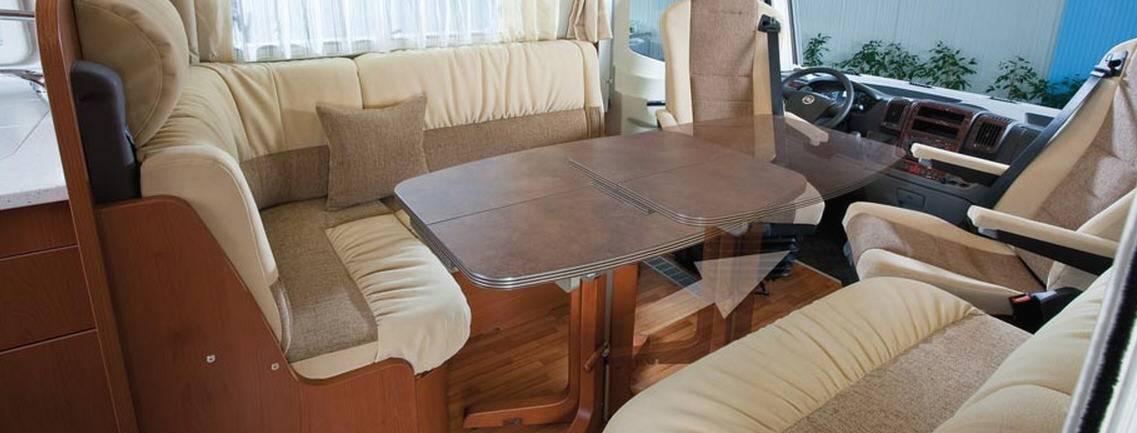 Frankia IVECO I 880 QD/GD/FD - Interior