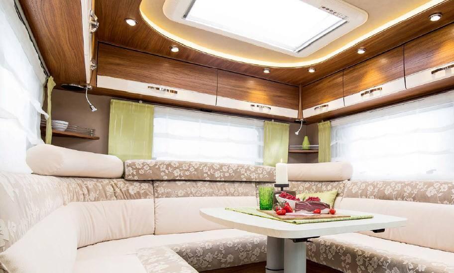 Frankia Fita Ducato A 680 BD/ED/ED-G/Plus - Interior