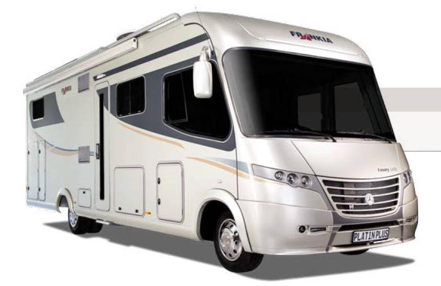 Frankia Mercedes Srpinter I8400 BD/GD/QD/FD - Exterior
