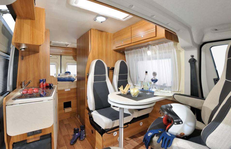 Globecar D-Line GLOBESCOUT SPORTIVE - Interior