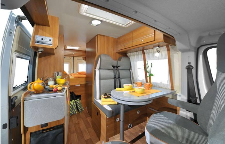 Globecar D-Line GLOBESCOUT - Interior