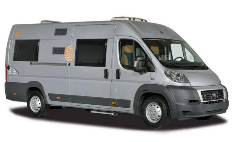 Globecar D-Line FAMILYSCOUT  L MAXI - Exterior