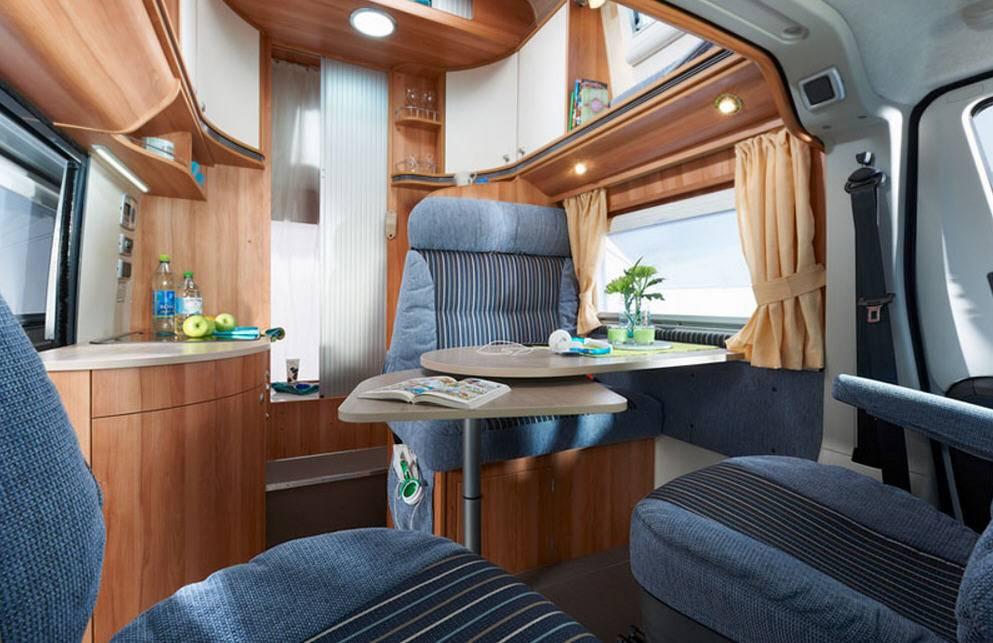 Globecar H-Line GLOBECAR VARIO 499 - Interior