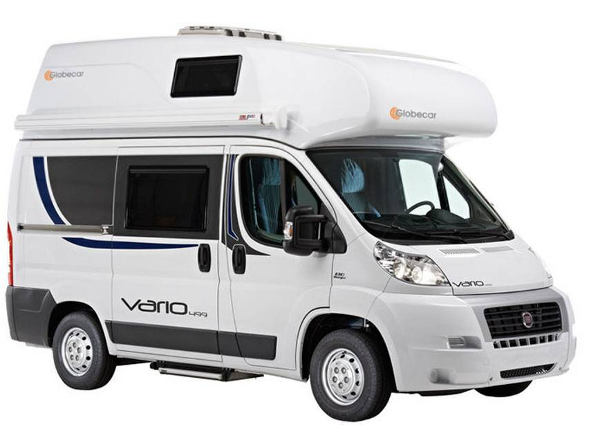 Globecar H-Line GLOBECAR VARIO 499 - Exterior