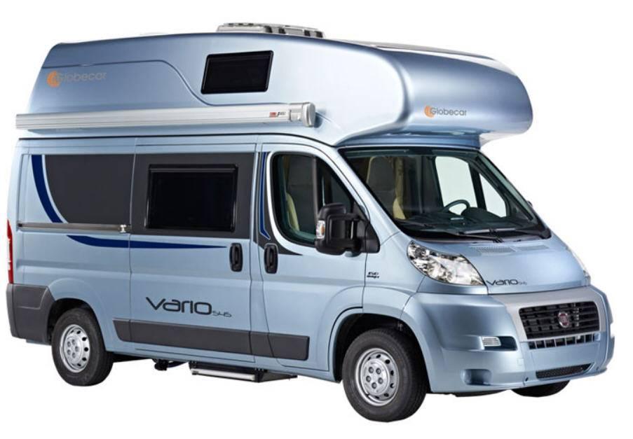 Globecar H-Line GLOBECAR VARIO 545 - Exterior