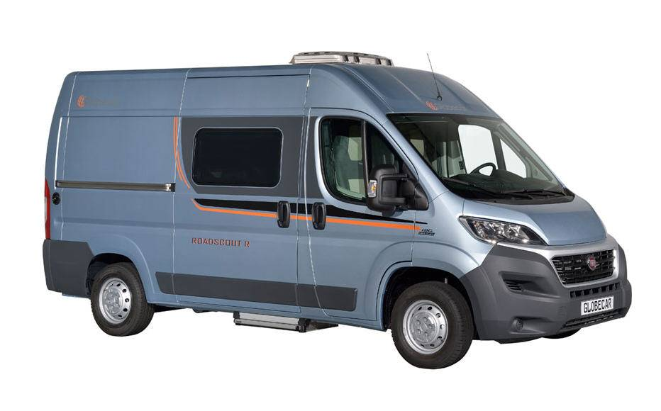 Globecar D-LINE Roadscout R - Exterior