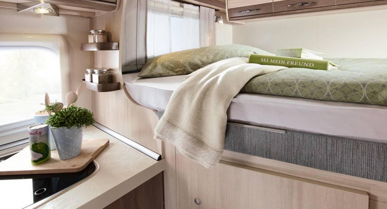 Hobby Siesta Van V 60 GF - Interior