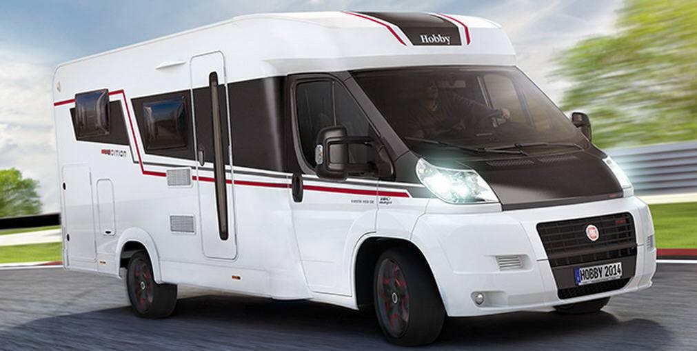 Hobby Siesta Van V 65 GE - Exterior