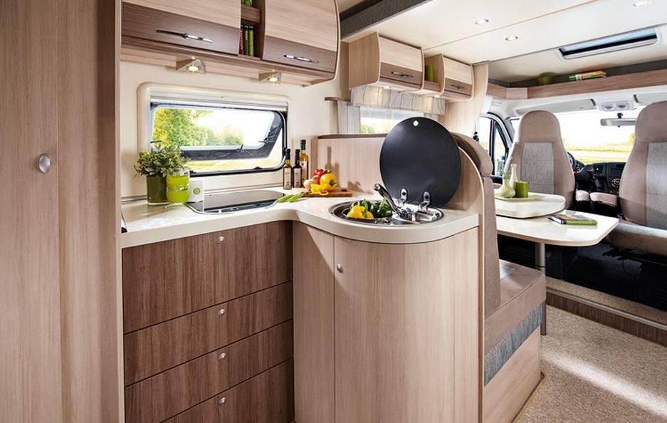 Hobby Siesta TI T 65 HFL - Interior