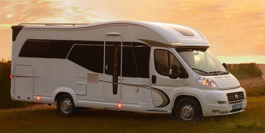 Hobby Premium Drive 65 FL - Exterior
