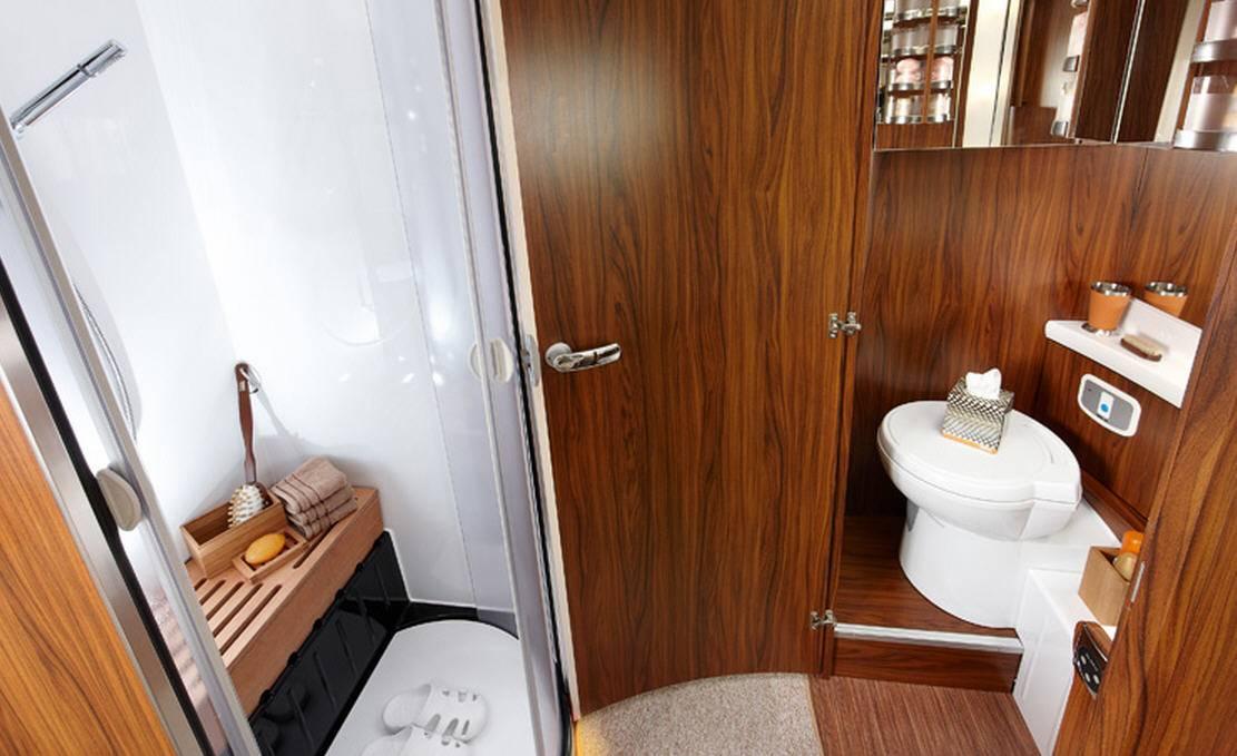 Hobby Premium Drive 70 HGE - Interior