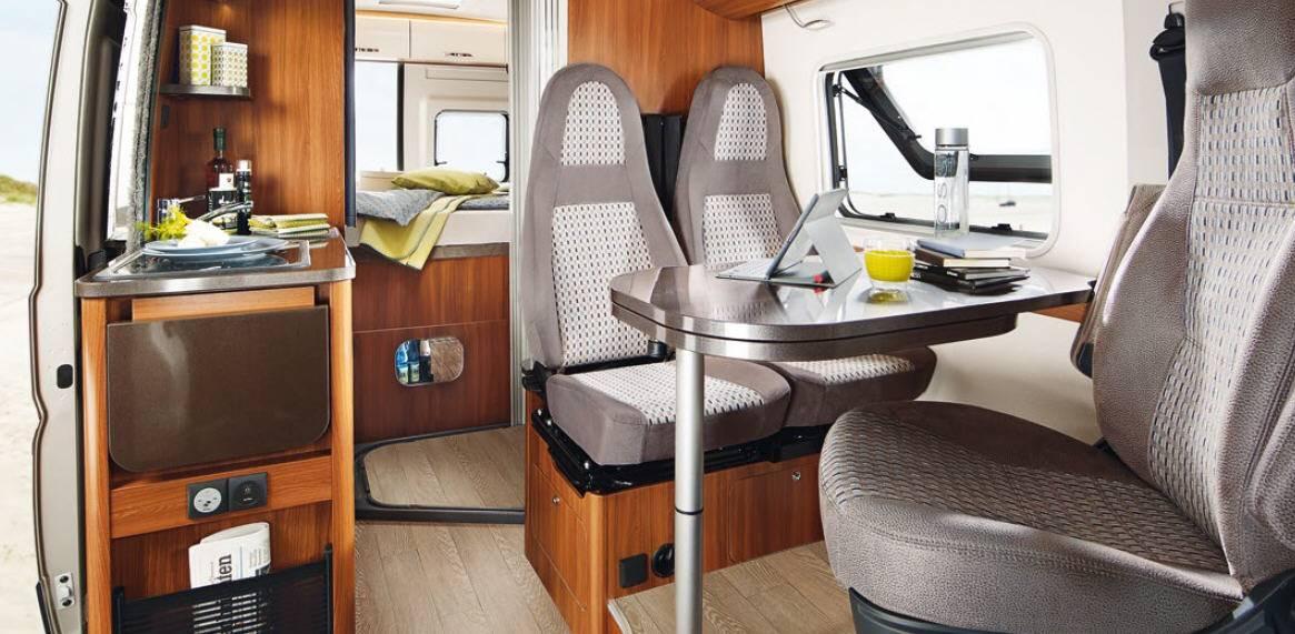 Hobby Vantana K60 - Interior