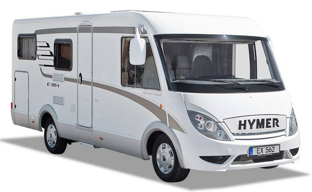 Hymer Exsis Ford Exsis 512 - Exterior