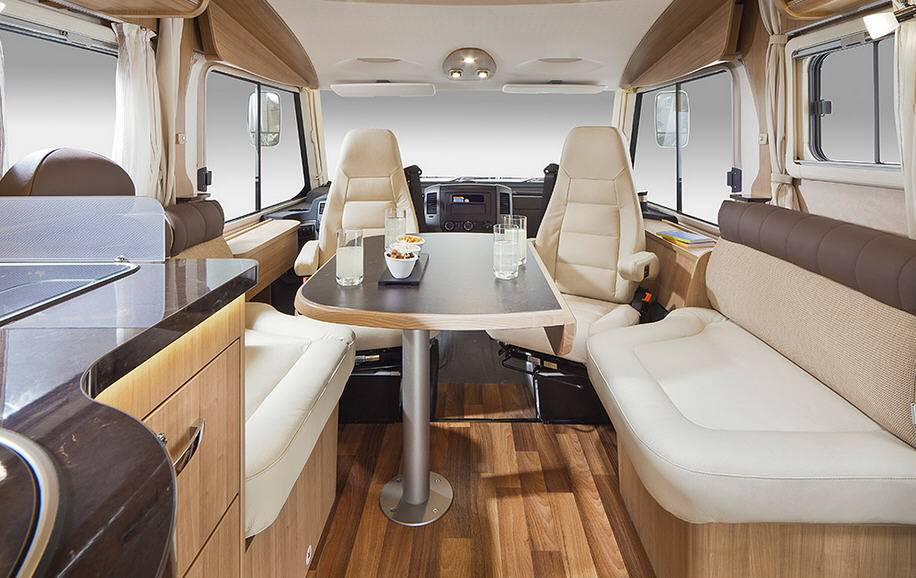 Hymer Star Light B 575 M - Interior