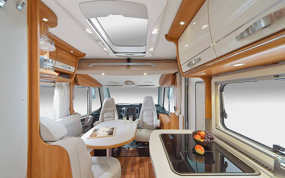 Hymer Star Light B 585 M - Interior