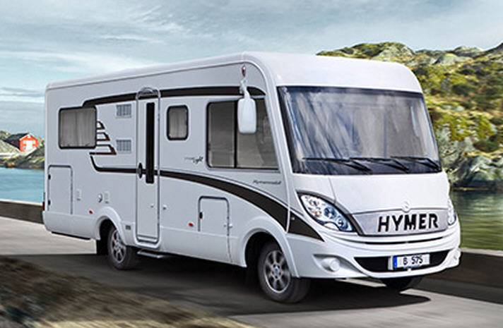Hymer Star Light B 595 M - Exterior