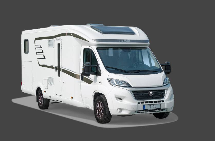 Hymer Tramp CL 554 - Exterior