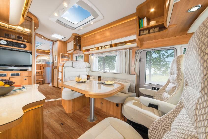 Hymer B-SL 778 SL - Interior