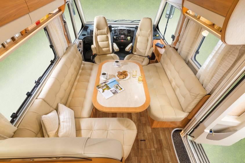 Hymer B-SL 878 SL - Interior