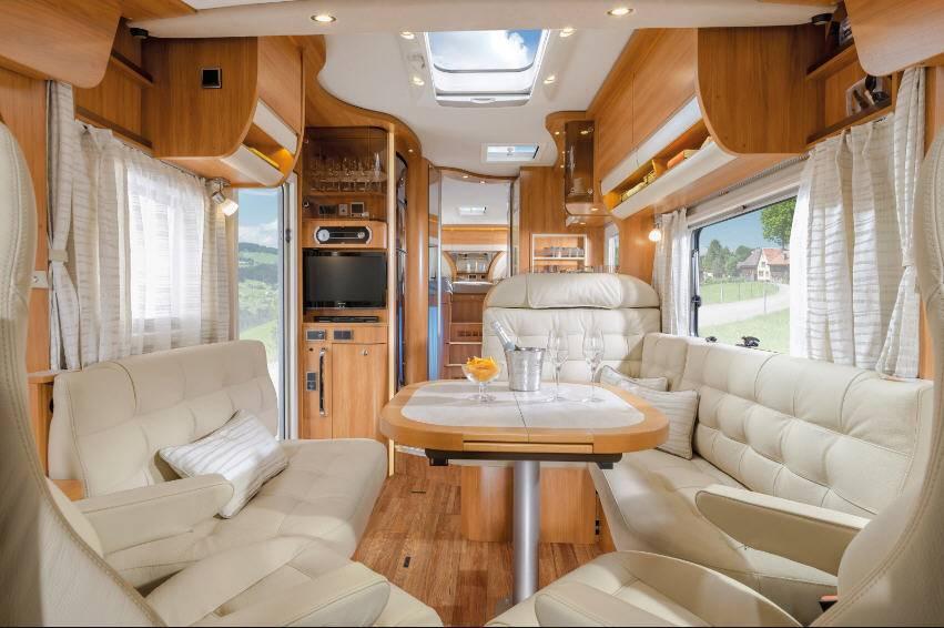 Hymer B-SL 898 SL - Interior