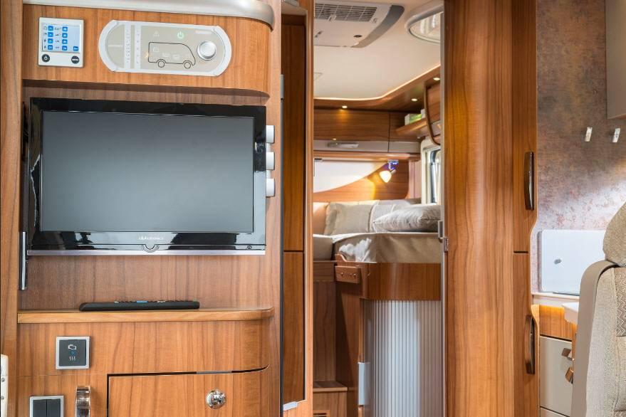 Hymer B Premium Line B704PL - Interior