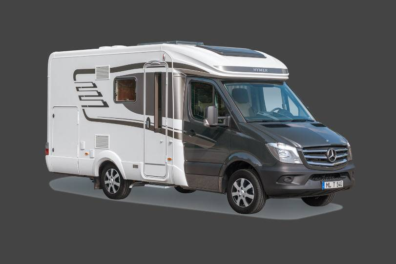 Hymer ML-T ML 540 T - Exterior