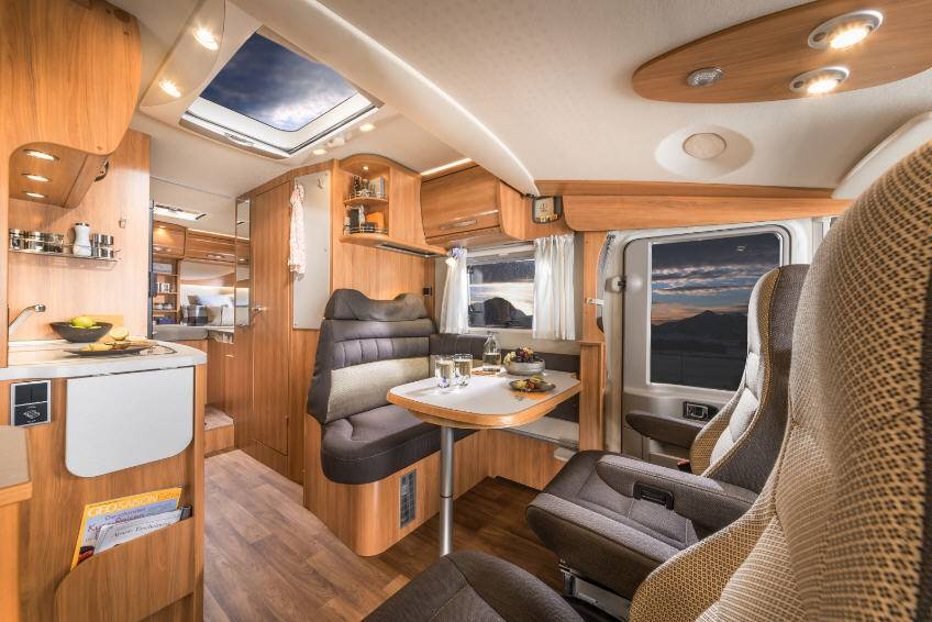 Hymer ML-i ML 580 i - Interior