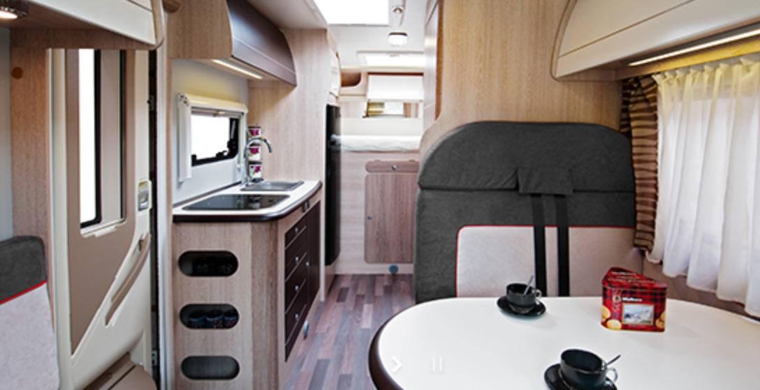 Ilusion XMK 670 - Interior