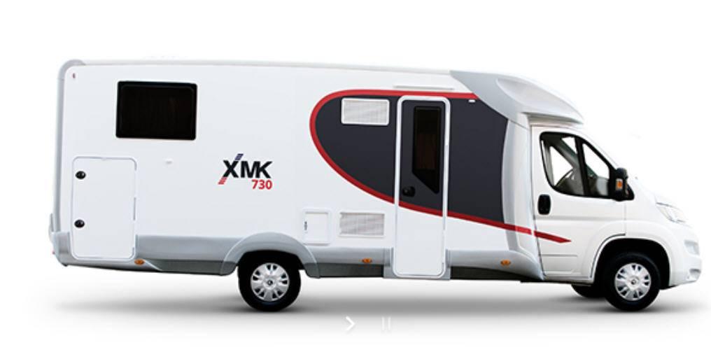 Ilusion XMK 730 - Exterior