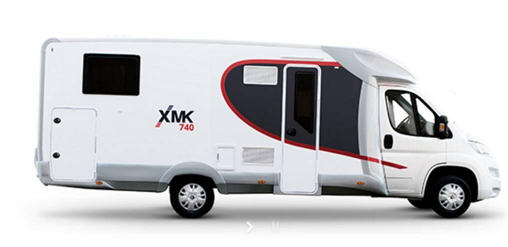 Ilusion XMK 740 - Exterior
