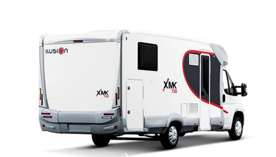 Ilusion XMK 725 - Exterior